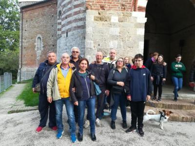 Uscita San Galgano-San Gimignano-Volterra