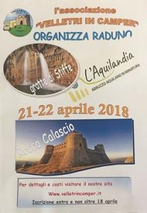 Raduno Calascio 2018