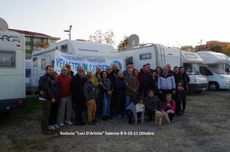 Raduno Salerno 8-9-10-11 Ottobre